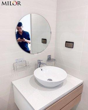 Gương Tròn Phòng Tắm Cao Cấp Hà Nam