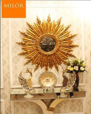Gương Trang Trí Phòng Khách Cổ Điển Graces