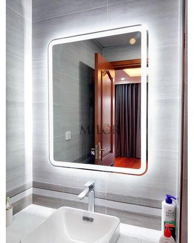 Gương phòng tắm đèn led hiện đại ML6002D