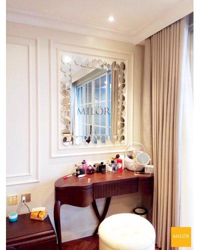 Gương bàn trang điểm nghệ thuật đẹp Hà Nội
