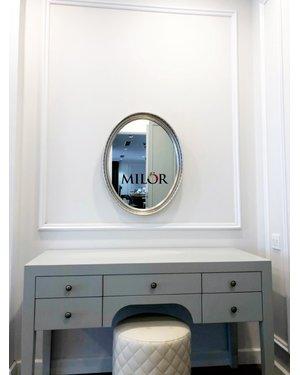 Gương bàn trang điểm tân cổ điển Iris Milor