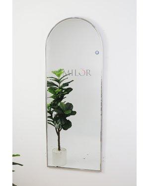 Gương inox trắng soi toàn thân