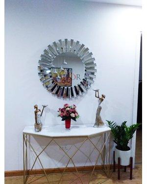 Gương trang trí nghệ thuật phòng khách Metasy