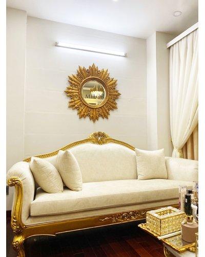 Gương tân cổ điển phòng khách Artemis