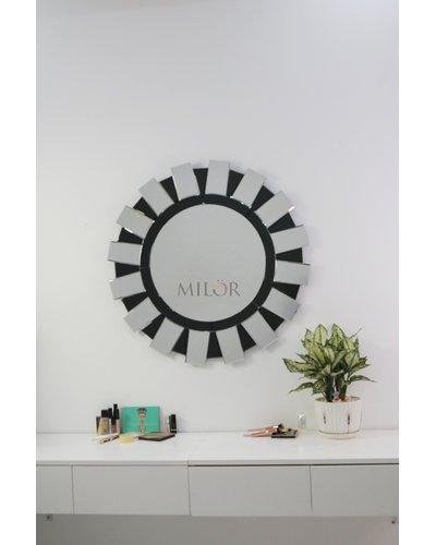 Gương nghệ thuật trang trí phòng khách SARAH