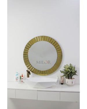Gương decor phòng tắm nghệ thuật The Light