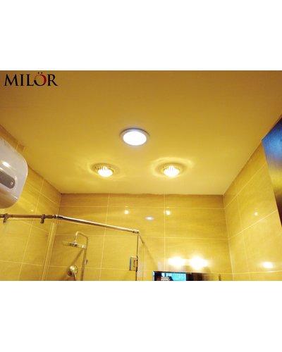 Đèn sưởi âm trần phòng tắm mùa đông Milor