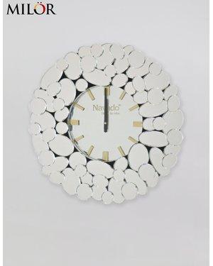 Đồng hồ trang trí phòng khách Queen