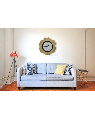 Đồng hồ trang trí phòng khách ATLANTIC GOLD
