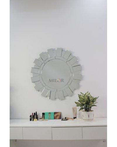 Gương trang trí phòng khách độc đáo Quảng Ninh