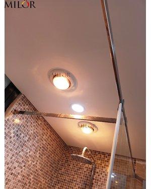 Đèn sưởi hồng ngoại âm trần nhà tắm Hà Nam