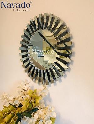 Gương phòng khách Luxury Milor